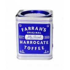 Farrah's Harrogate Toffee Tea Caddy Tin